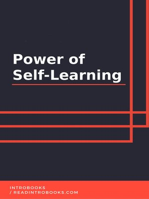 cover image of Power of Self-Learning